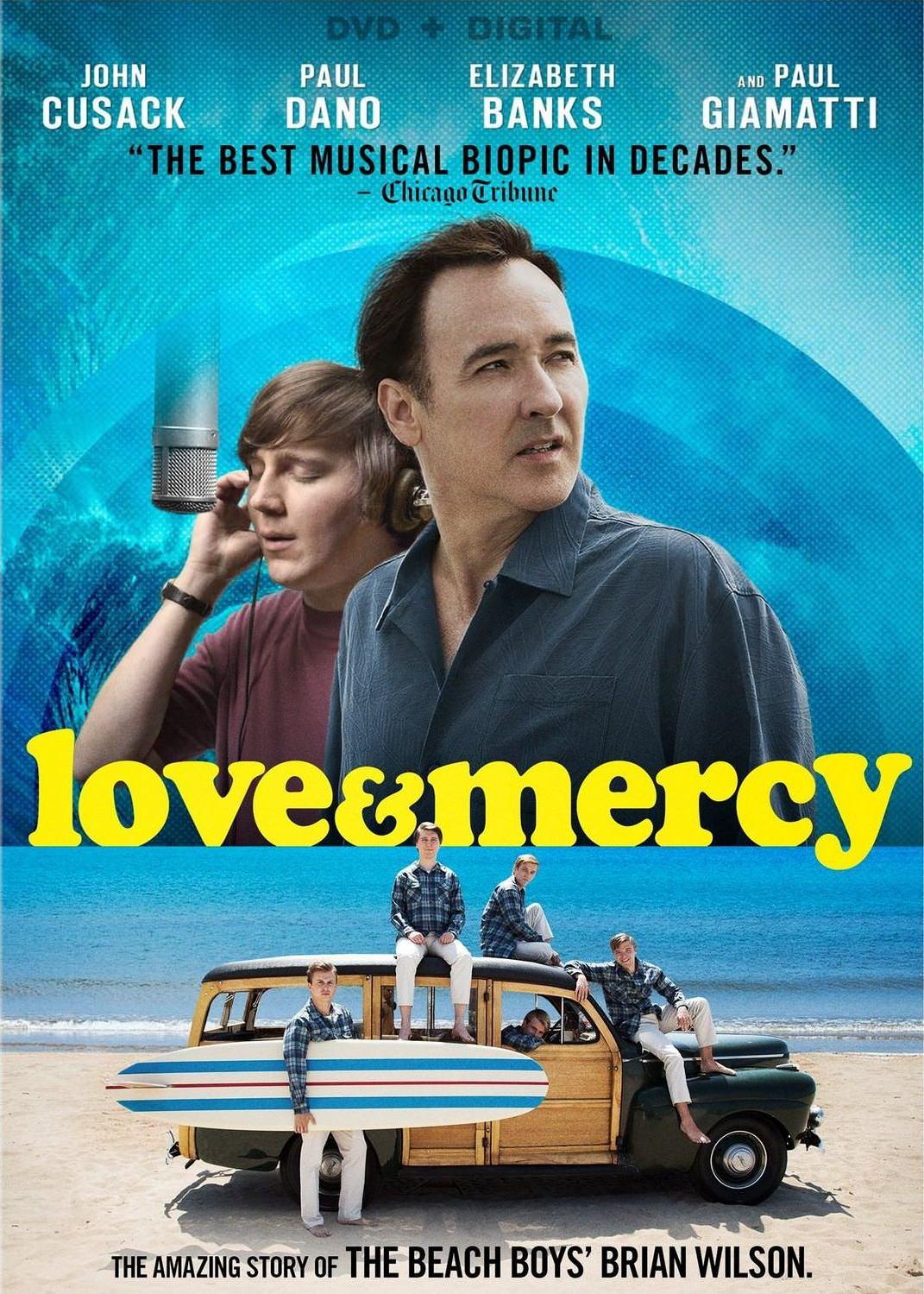Love & Mercy cover