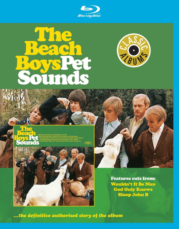 Pet Sounds Classic Album (Bluray) cover