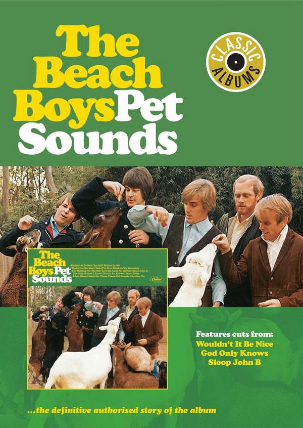 Pet Sounds Classic Album cover